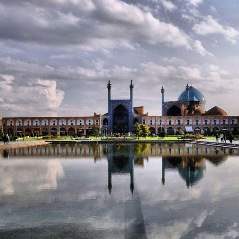 خانه isfahan
