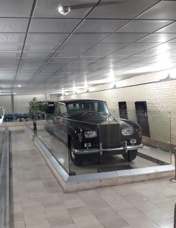 بلیت موزه خودرو اختصاصی kh  مجموعه تاریخی نیاوران kh